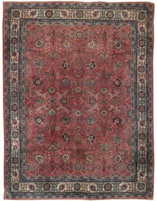 A Sparta carpet