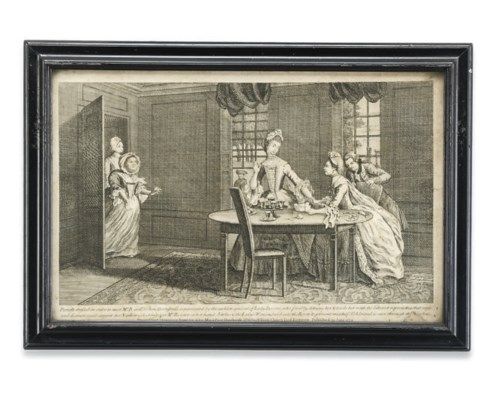 A SET OF ELEVEN ENGRAVINGS FRO