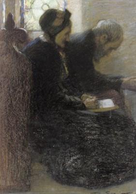 Mark Senior (1864-1927)