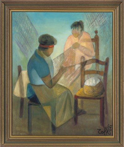 Louis Toffoli (French, 1907-19