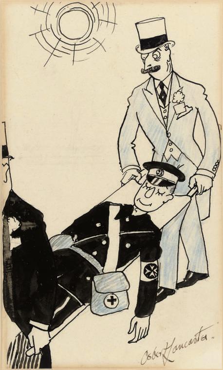 Sir Osbert Lancaster (1908-198