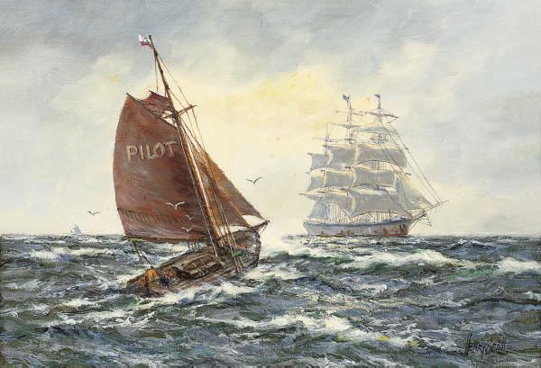 Henry Scott (1911-2005)