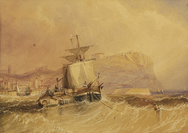 Henry Barlow Carter (British,