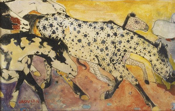 OROVIDA CAMILLE PISSARRO (FRENCH, 1893-1968)