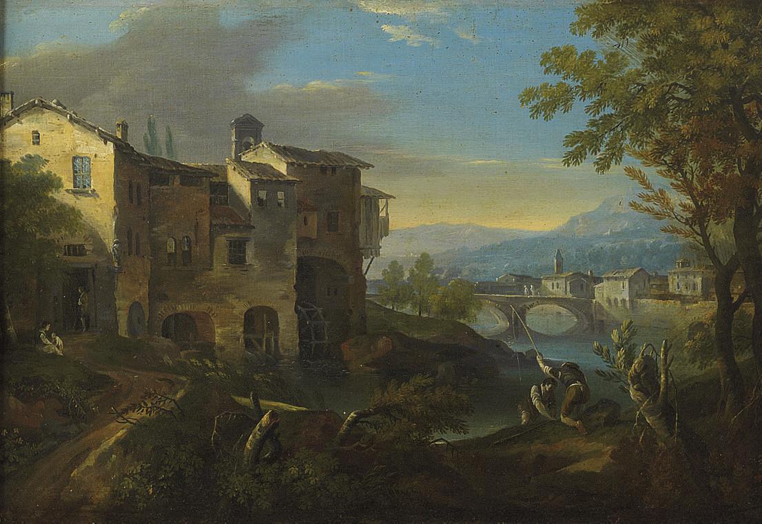 FOLLOWER OF GIUSEPPE ZAIS