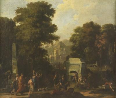 CIRCLE OF JOHANNES GLAUBER (UT