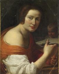 FOLLOWER OF ARTEMISIA GENTILESCHI