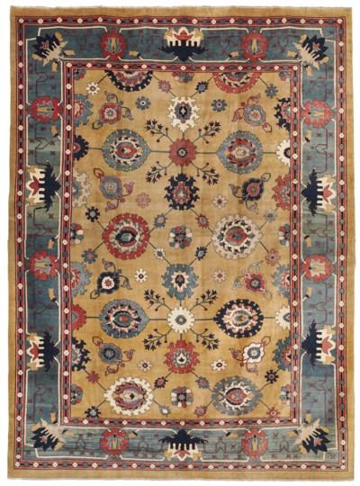 A NORTH-WEST PERSIAN CARPET