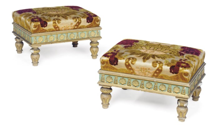A PAIR OF NORTH ITALIAN PAINTE