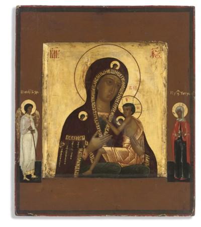 THE OVSEPJETSKAYA MOTHER OF GO