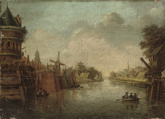 Theodor Verryck (active Hollan