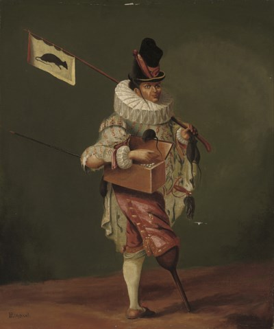 Manner of Jacques Callot