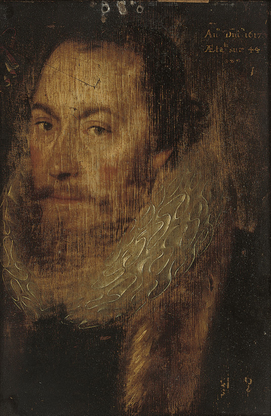 Follower of Adriaen Thomas Key