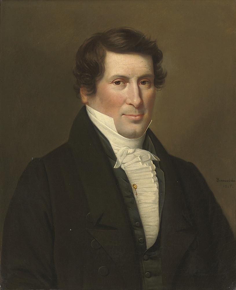 Benoist Benjamin Bonvoisin (Mo
