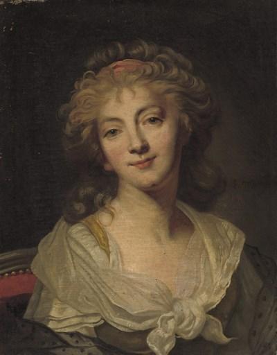 E. Mathon (French, 18th Centur