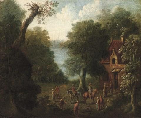 Follower of Pieter Bout