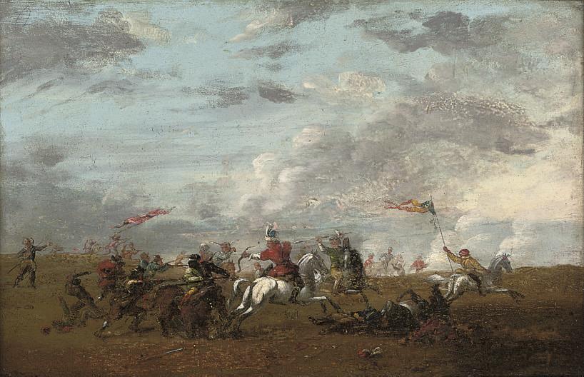 Follower of Karel van Breydel