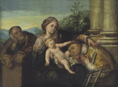 Follower of Sebastiano del Pio