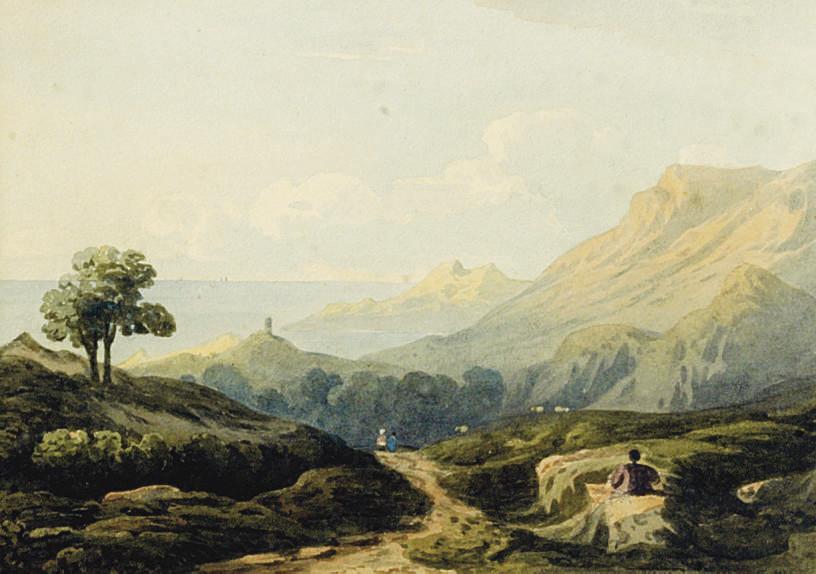 JOHN VARLEY, R.W.S. (BRITISH,