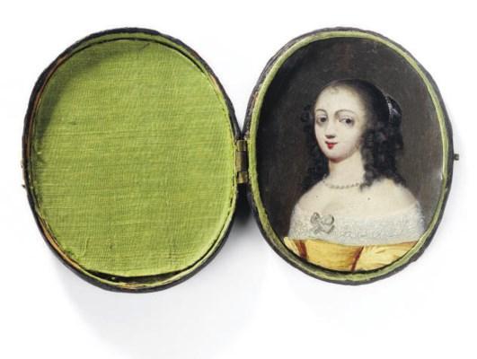 ENGLISH SCHOOL, CIRCA 1640