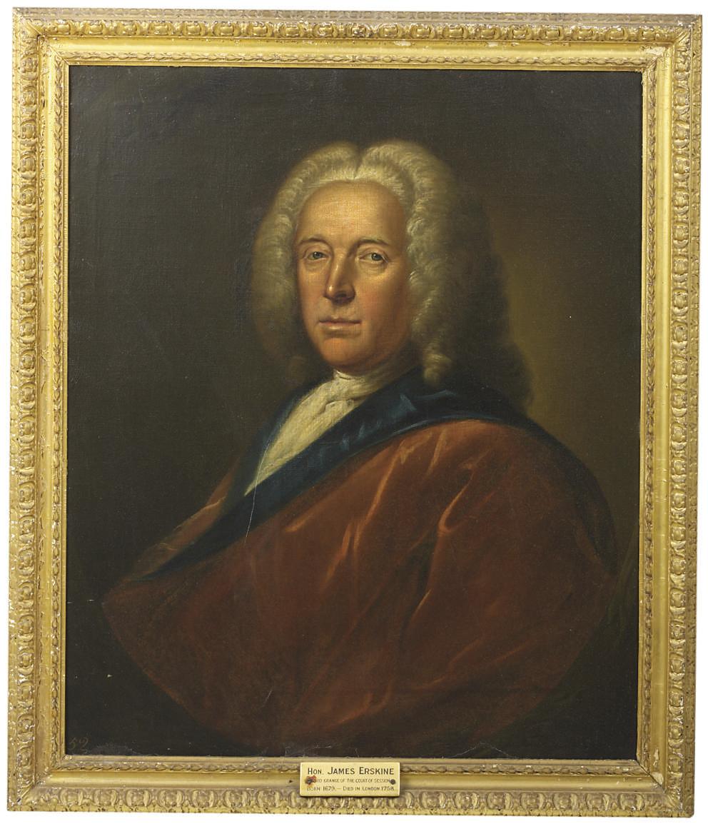 SCOTTISH SCHOOL, CIRCA 1750