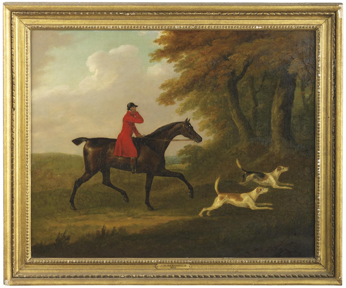 JOHN NOST SARTORIOUS (BRITISH,