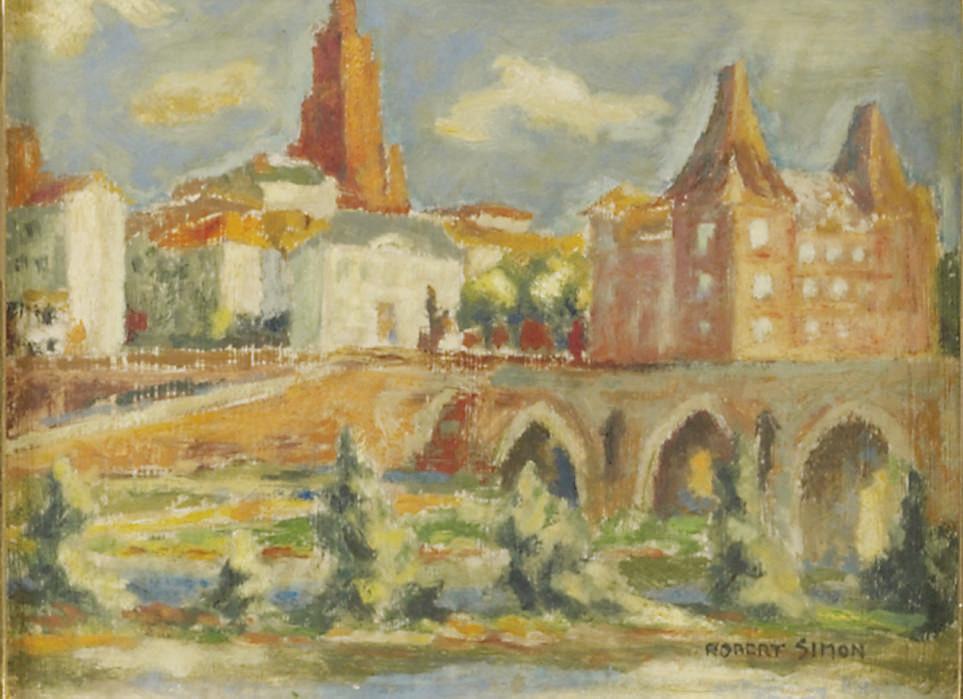 ROBERT SIMON (FRENCH, 1889-196