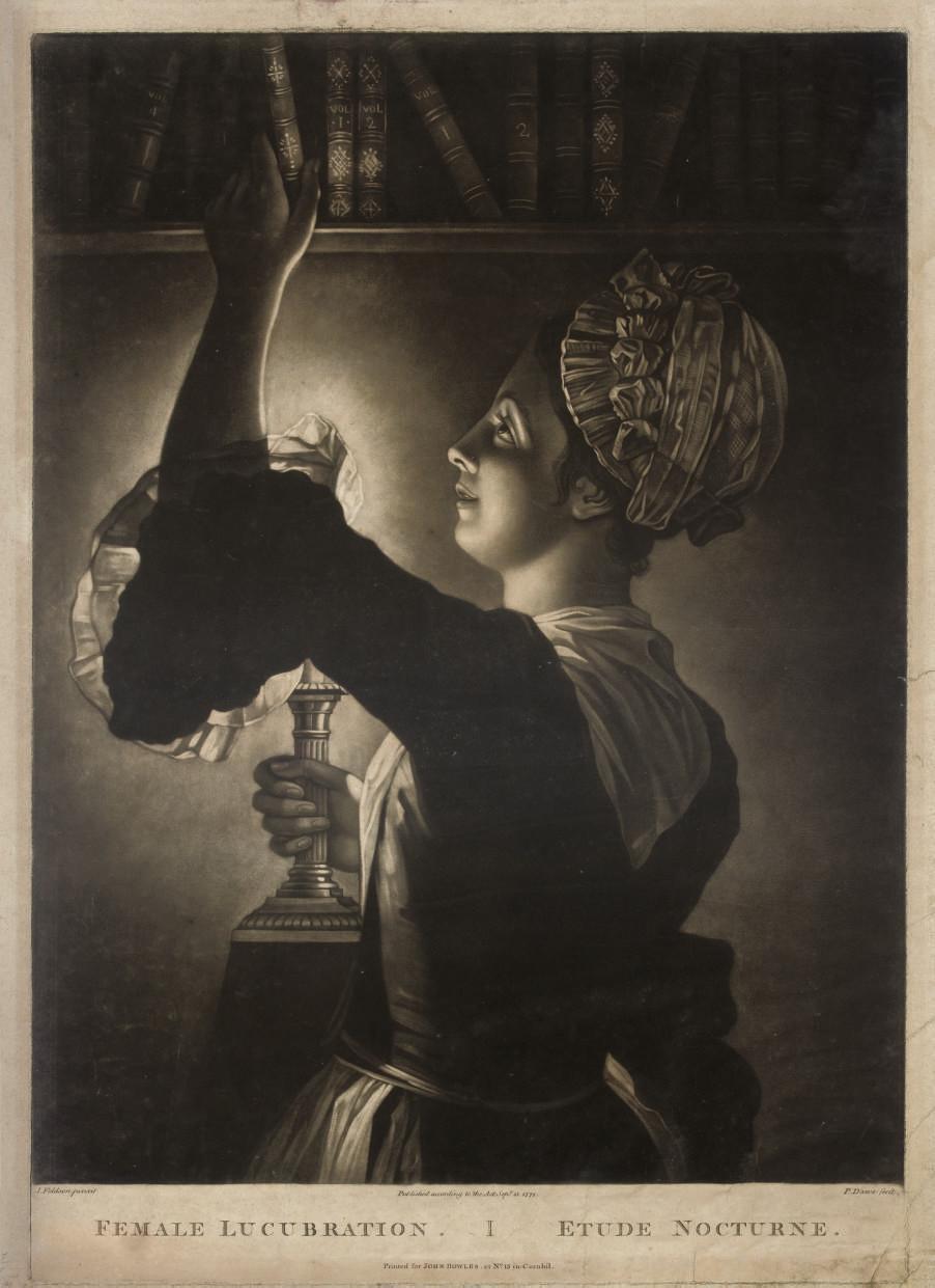 Philip Dawe (1750-1809), after John Foldson