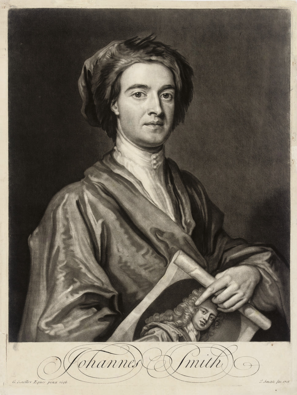 John Smith (1652-1742) after G