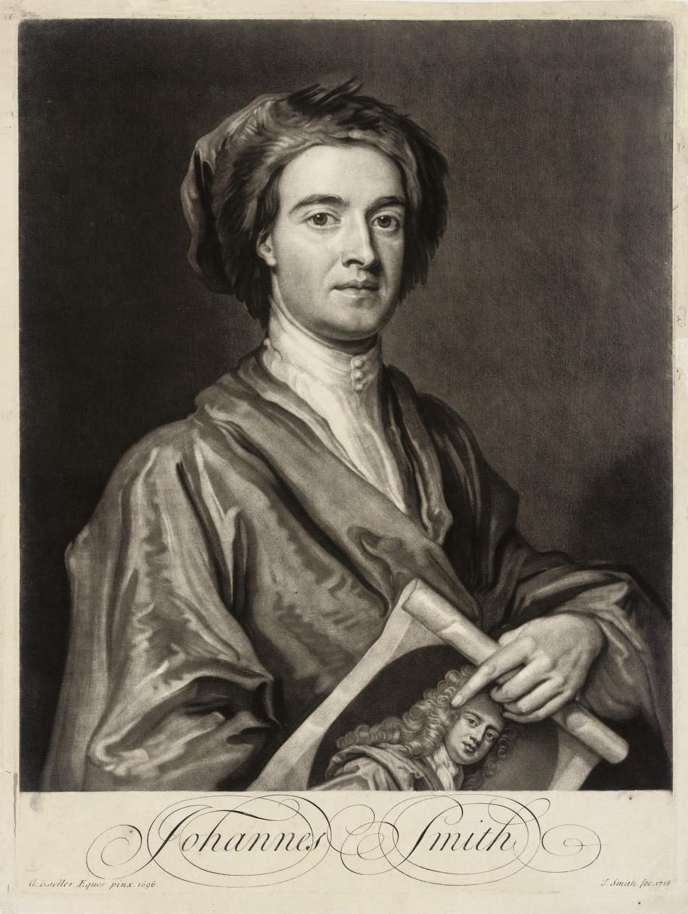John Smith (1652-1742) after Godfrey Kneller
