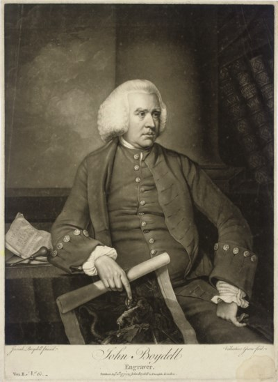 Portraits of 18th Century Engr