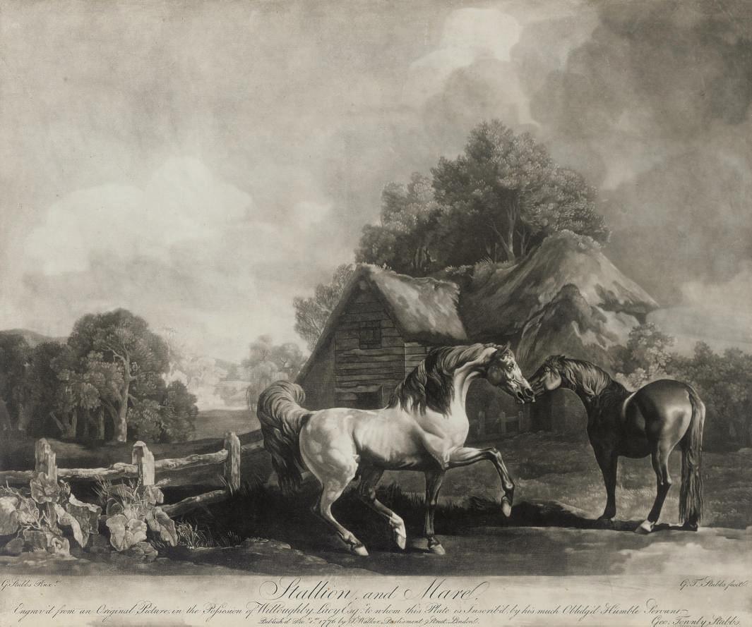 George Townley Stubbs (1756-1815), after George Stubbs