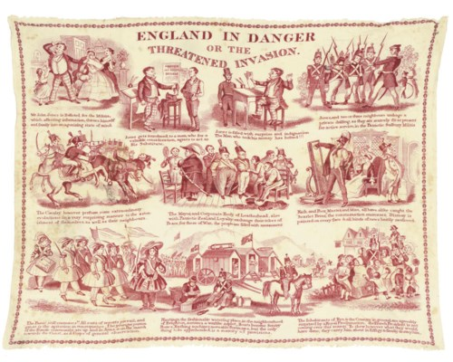 ENGLAND IN DANGER, OR THE THRE