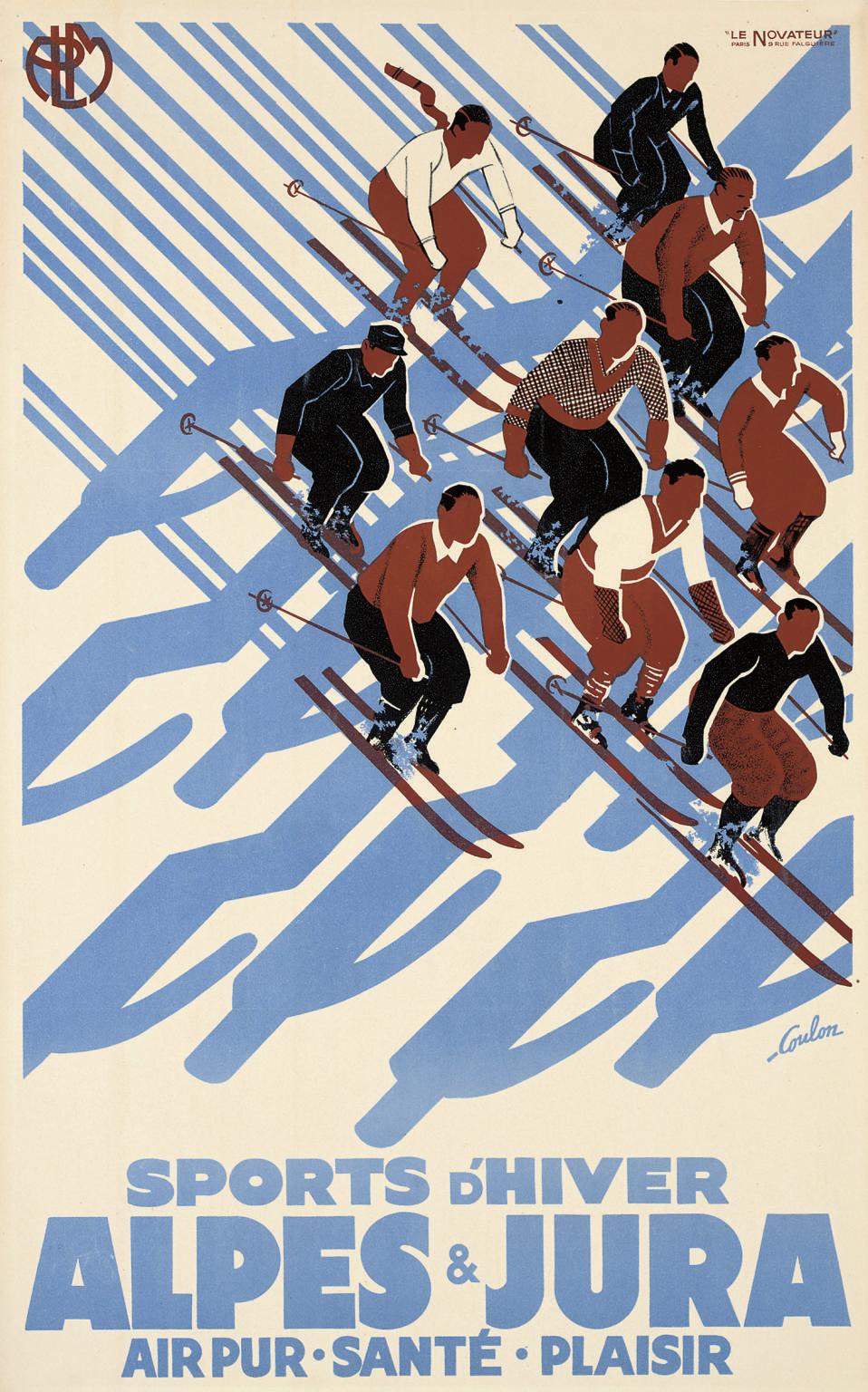 COULON, ERIC DE (1888-1956)