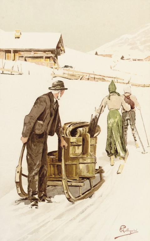 PELLEGRINI, CARLO (1866-1937)