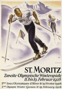 ST.MORITZ, OLYMPISCHE WINTERSPIELE