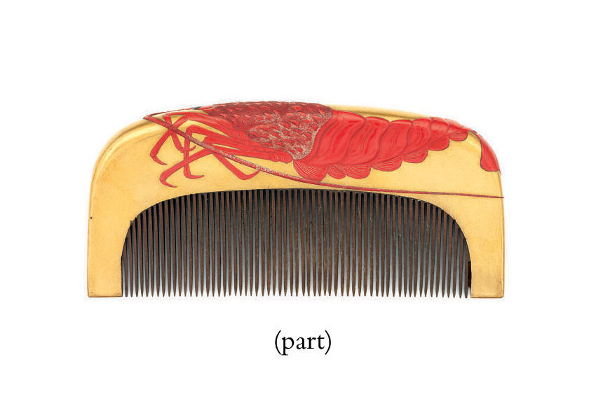 A Group of Combs and Two Hairp