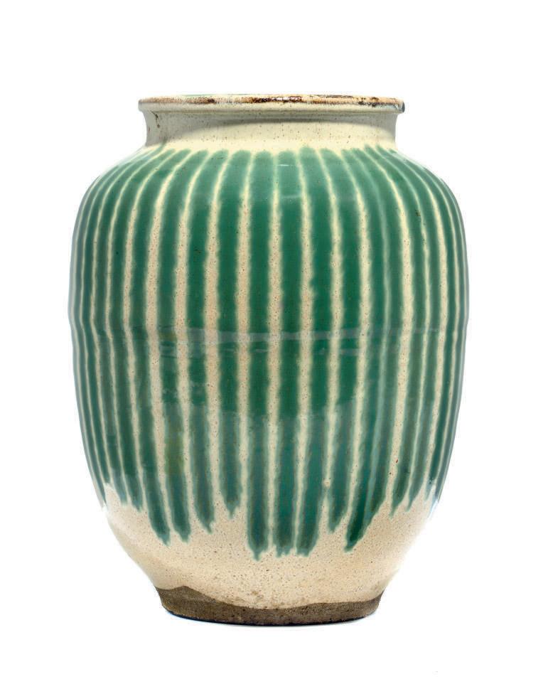 A Shigaraki Jar
