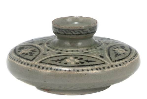 A Korean Oil Jar