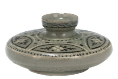 A Korean Oil Jar