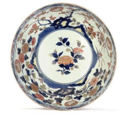 An Imari Bowl