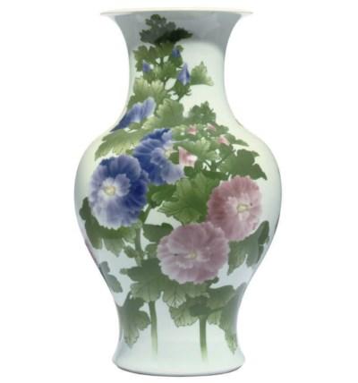 A Studio Porcelain Vase