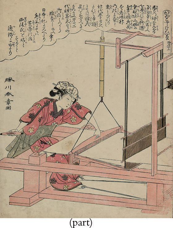 Katsukawa Shunsho (1726-1792)