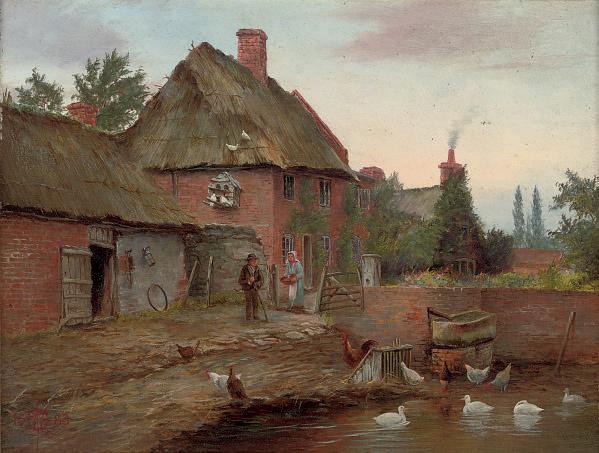 William Edward Cooke (fl.1876-