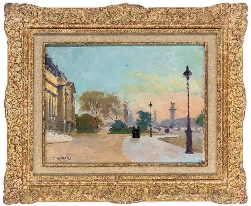 Avenue Alexandre III, Paris