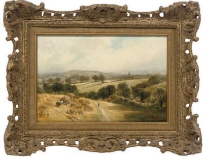 George Vicat Cole, R.A. (1833-