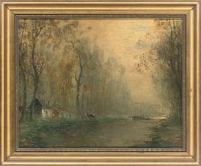 Louis-Henri Foreau (French, 18