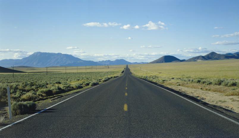 Highway 50, Nevada #1