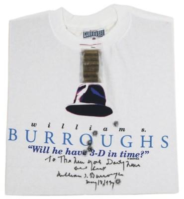 William S. Burroughs (AMERICAN