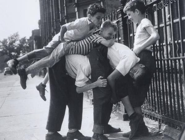 Johnny on the Pony, 1943